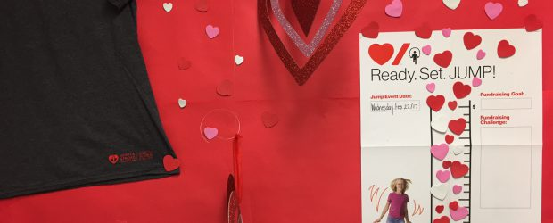 All classes will be participating in Jump Rope for Heart on Wednesday, February 22, 2017