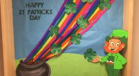 Spring Break starts Monday March 11. School reopens on Monday, March 27. Enjoy the Break and Happy St. Patrick's Day!