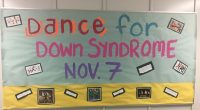 Gilpin will be spreading awareness for Down Syndrome from November 1-7, 2018.