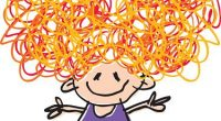 Crazy Hair day is on Friday, January 10