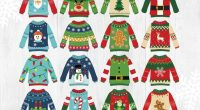Gilpin is having a Silly Sweater dress up day on Friday December 11th.  Show your school spirit by wearing a fun Tshirt or sweater!